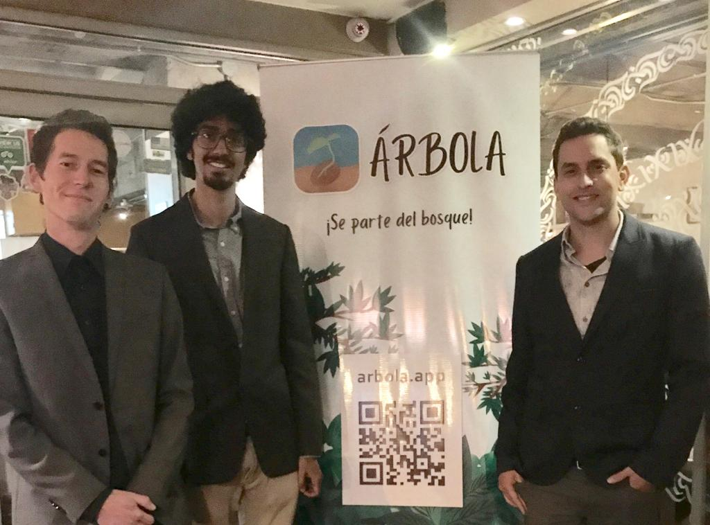 ARBOLA app launched to plant native trees at the Buenaventura Reserve